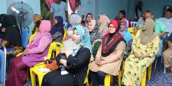 Majlis Sampaikan Bantuan 25 Mangsa Ribut (7)
